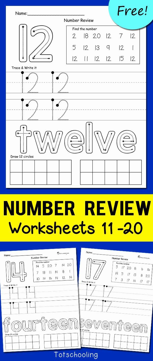 Numbers Worksheets for Preschoolers Free Printables New Math Worksheet Outstanding Free Printable Number