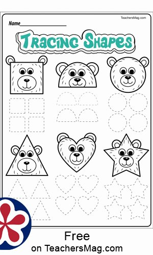 Polar Bear Worksheets for Preschoolers Lovely Free Bear themed Printable Worksheets Teachersmag