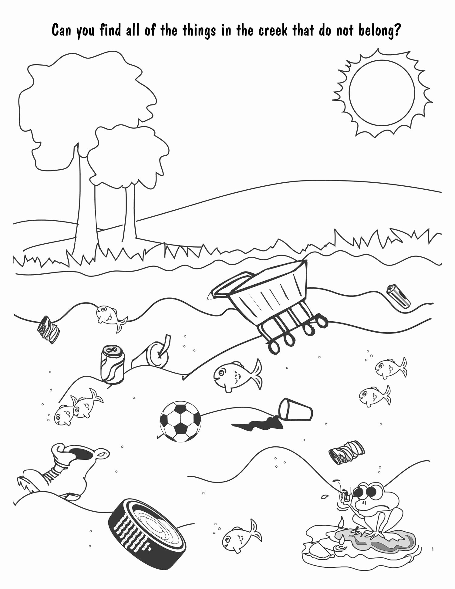 Pollution Worksheets for Preschoolers Free soil Worksheet Grade Printable Worksheets and Activities for