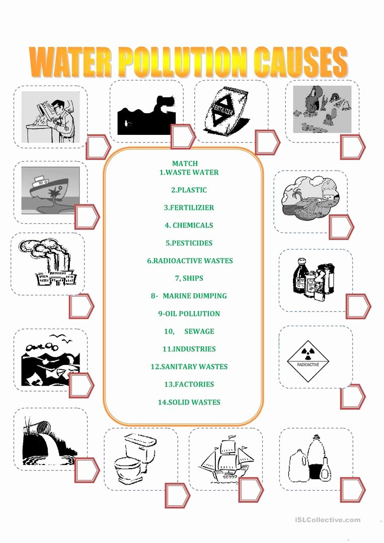 Pollution Worksheets for Preschoolers New English Esl Worksheets Activities for Distance Learning and