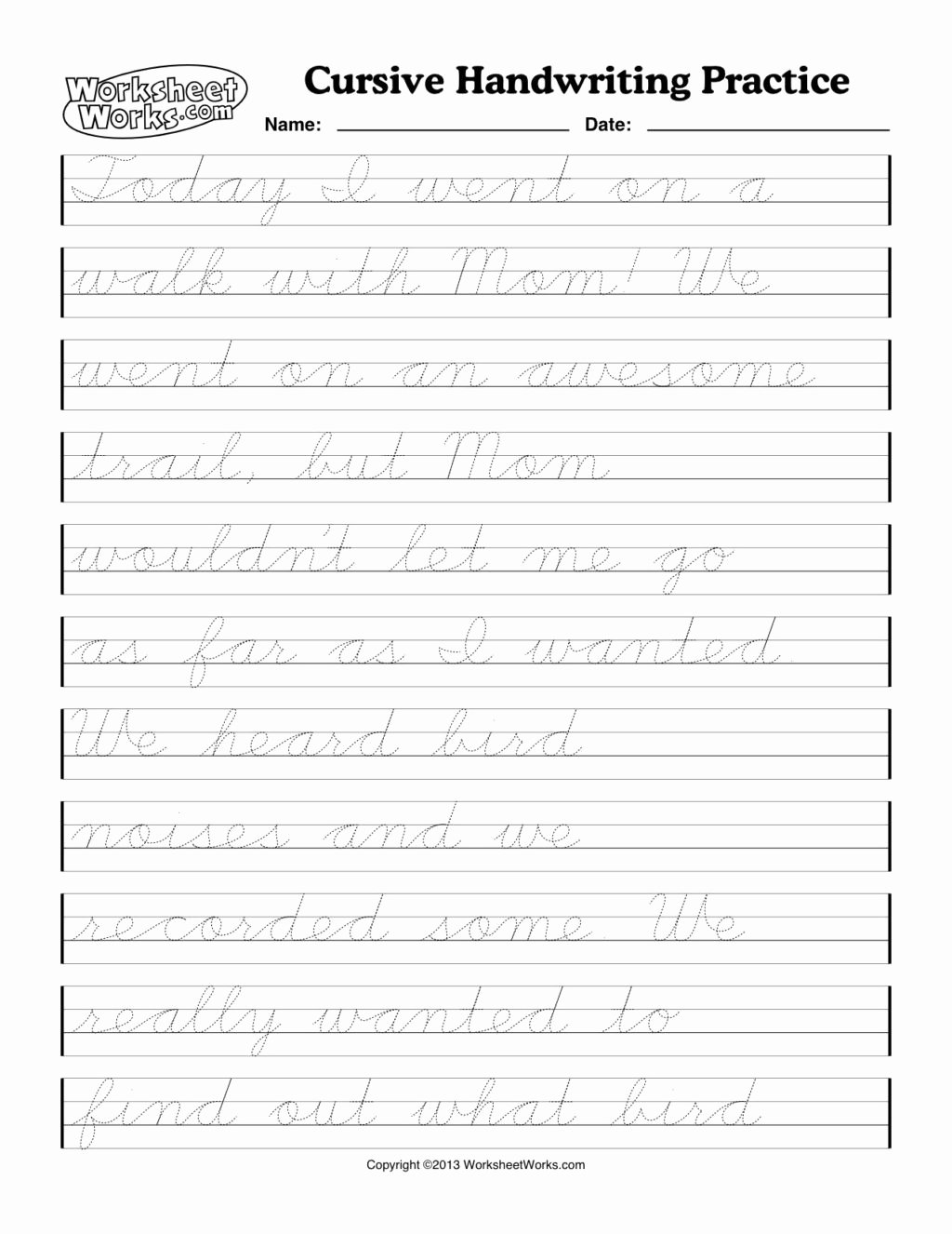 Practice Handwriting Worksheets for Preschoolers Ideas 45 Amazing Handwriting Practice Worksheets Printable Picture