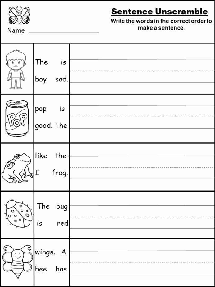Practice Writing Worksheets for Preschoolers New Free Kindergarten Short Worksheet Archives Kindermomma