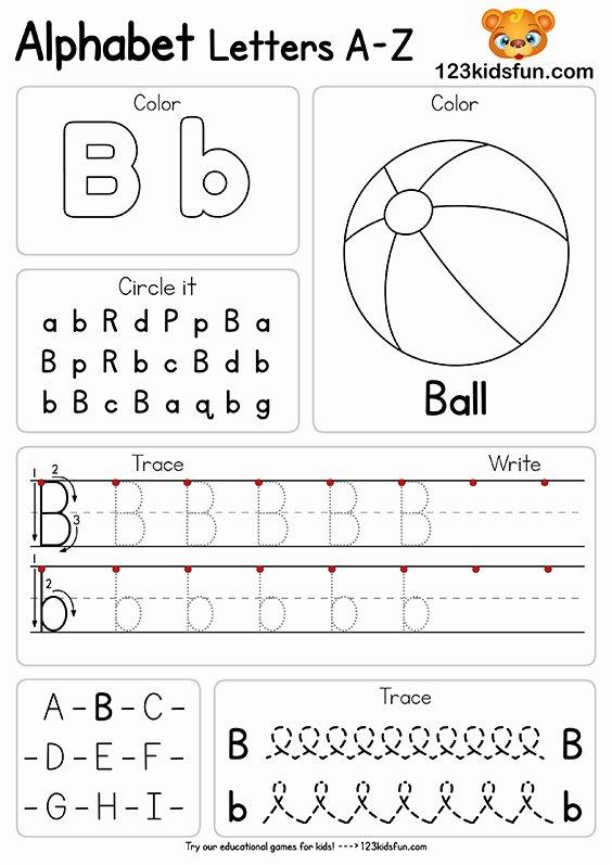 Preschool Alphabet Worksheets for Preschoolers New Coloring Pages 43 Preschool Alphabet Worksheets Picture