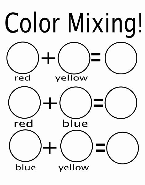 Primary Colors Worksheets for Preschoolers Kids Cd2ec00f07f50fc D8 471—602 ピク゠ãƒ