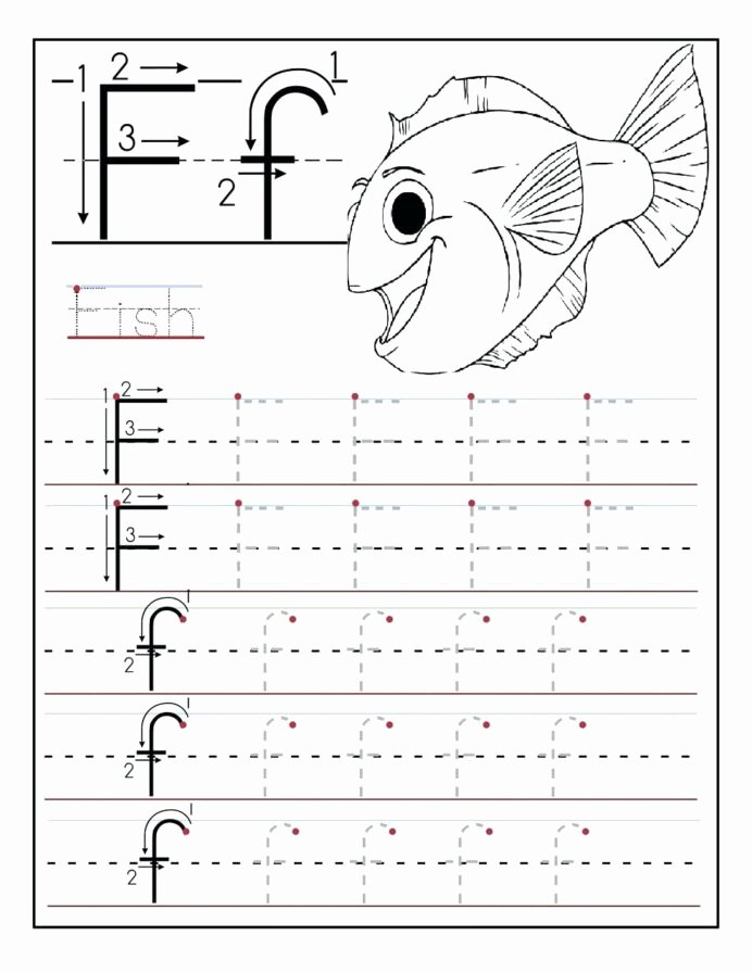 Printable Alphabet Tracing Worksheets for Preschoolers Best Of Coloring Pages Outstanding Printable Letters forten