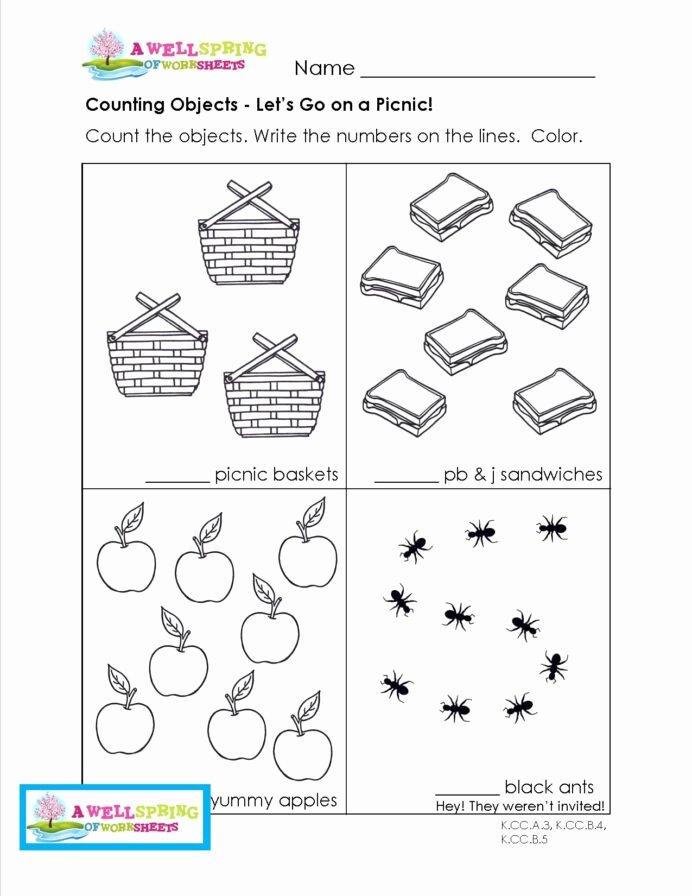 Printable Art Worksheets for Preschoolers Ideas Grade Level Worksheets Kindergarten Picnic for Preschool