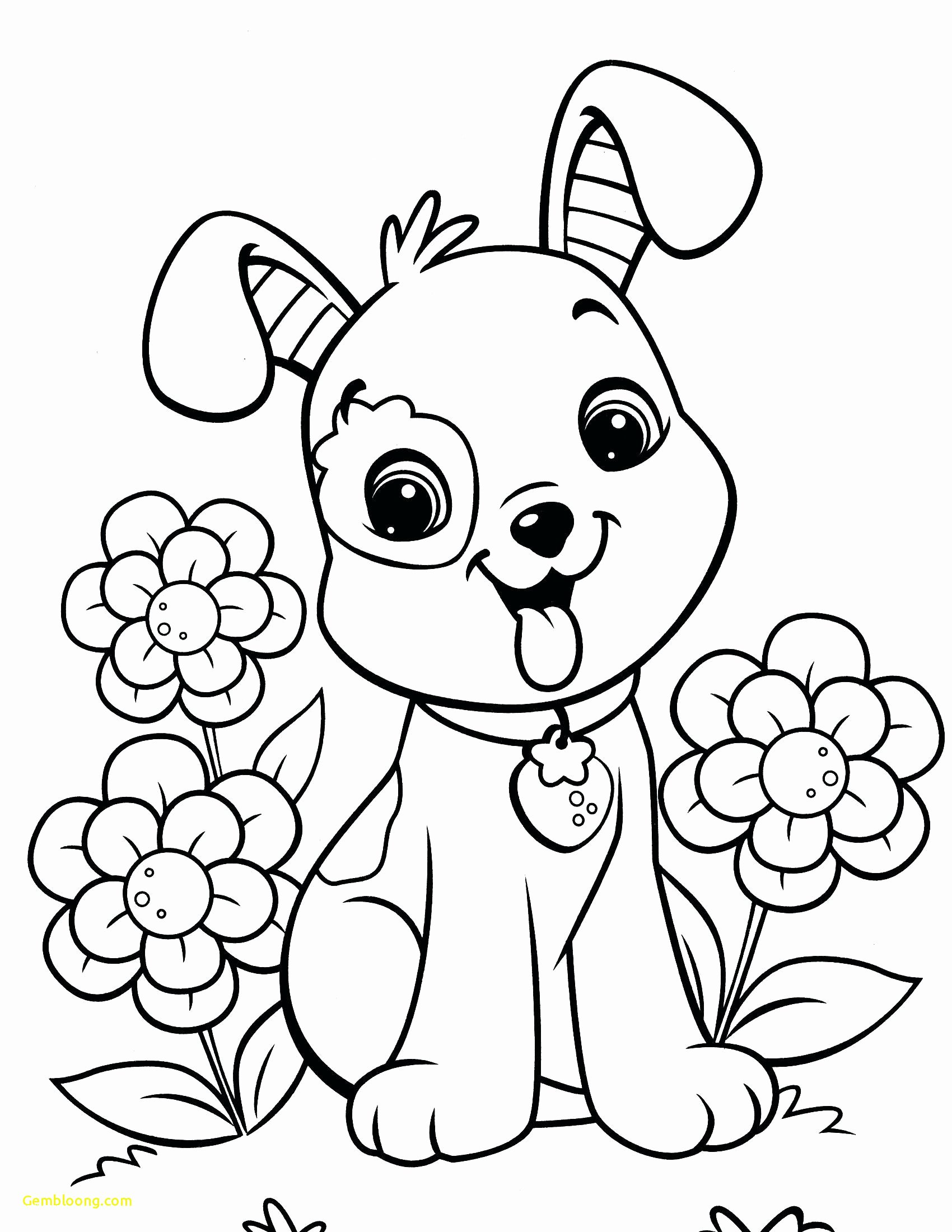 Printable Coloring Worksheets for Preschoolers Kids Printable Coloring Pages for Preschoolers