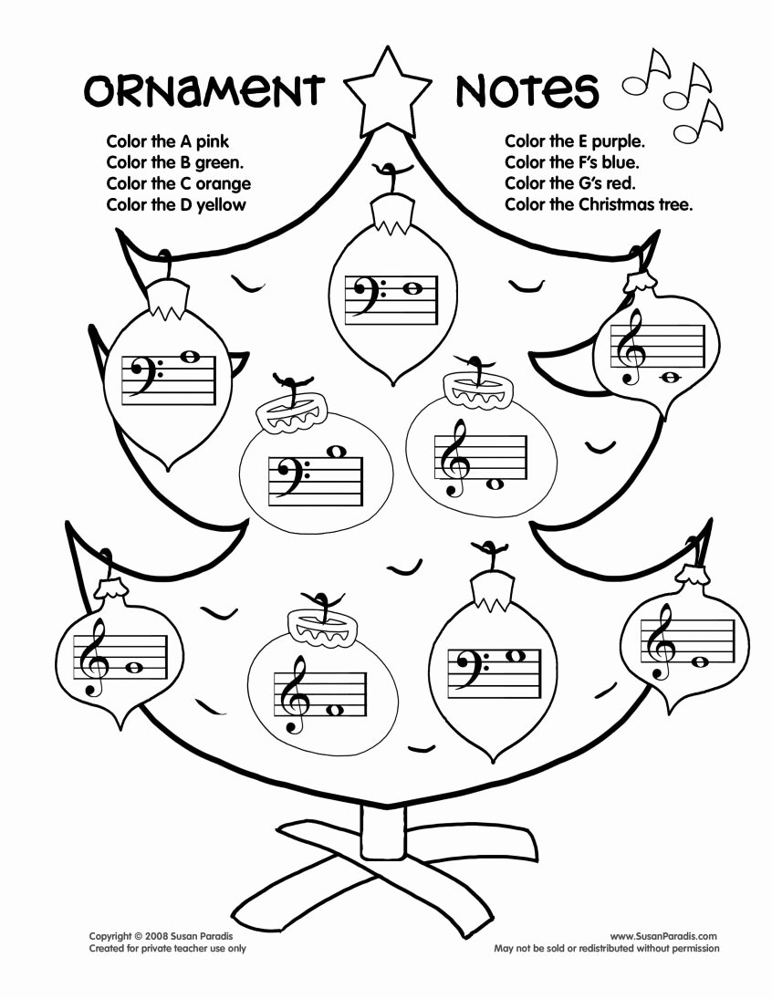 Printable Music Worksheets for Preschoolers Lovely Worksheet Coloring Pages Music Worksheets for Kids O