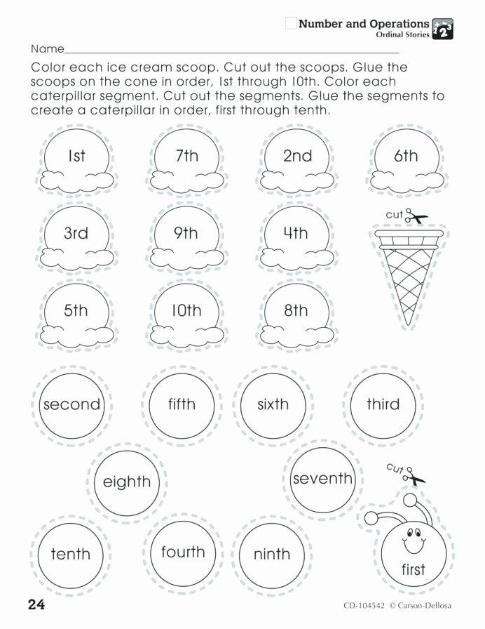 Quarter Worksheets for Preschoolers Kids Coloring Pages Big and Small Worksheets for Preschool