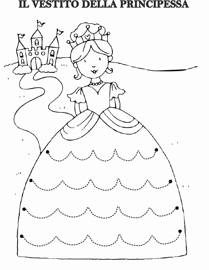 Queen Worksheets for Preschoolers Printable Queen Worksheet for Kids