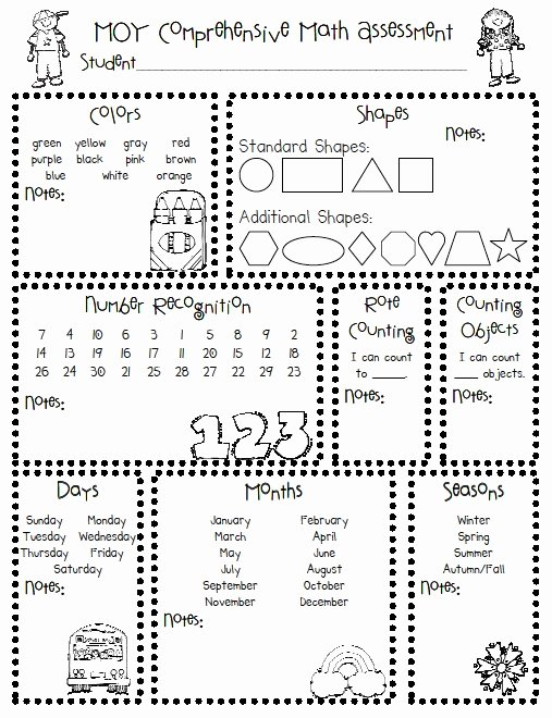 Readiness Worksheets for Preschoolers top 14 Kindergarten Readiness Activities and Printables – Tip Junkie