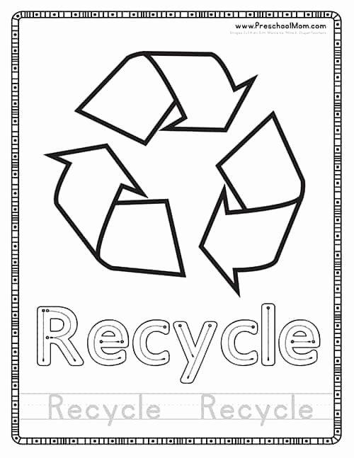 Recycling Worksheets for Preschoolers Free Earth Day Preschool Printables Preschool Mom