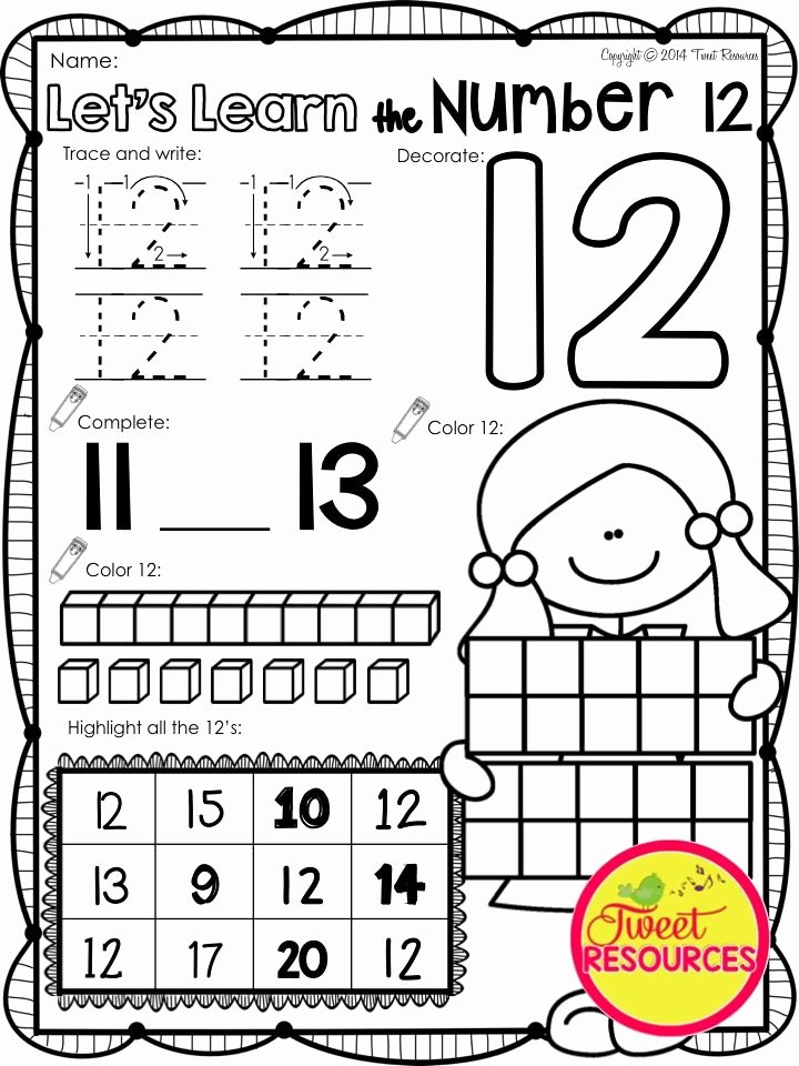 Rote Counting Worksheets for Preschoolers Fresh Pin On Teaching Handwriting