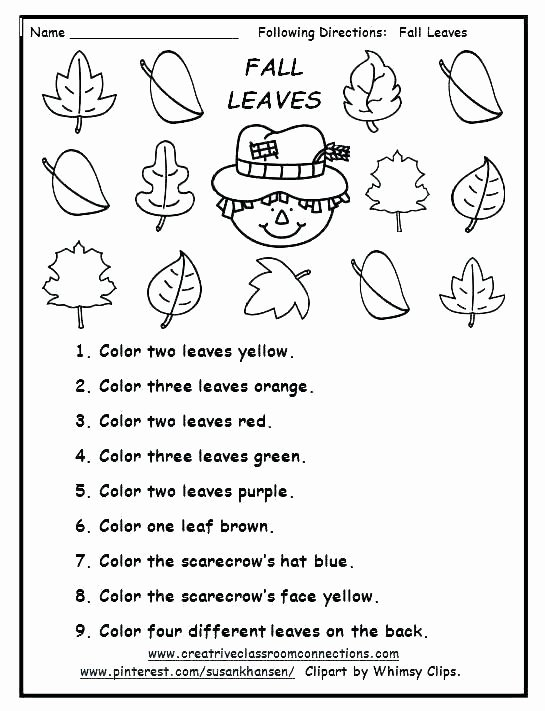 Scarecrow Worksheets for Preschoolers Best Of Coloring Pages Coloring Pages Printable Worksheets for
