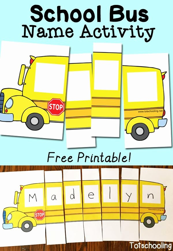 School Bus Worksheets for Preschoolers Lovely 12 Ways to Learn while Playing with Food Love to Learn
