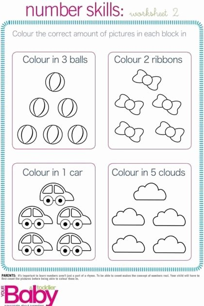 School Readiness Worksheets for Preschoolers Free Printable School Readiness Work Sheets