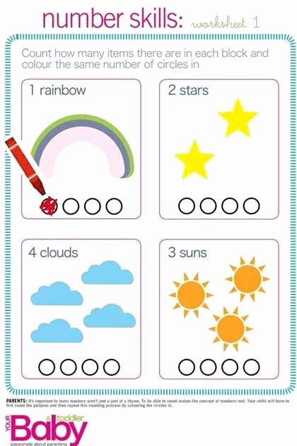 School Readiness Worksheets for Preschoolers Free Printable School Readiness Work Sheets Parent24