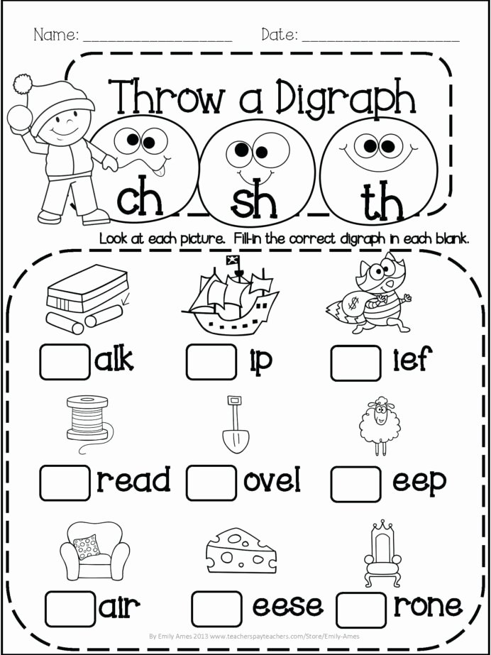 School Worksheets for Preschoolers Kids Primary Math Pi Worksheets Printable Fun for 1st Grade 5th