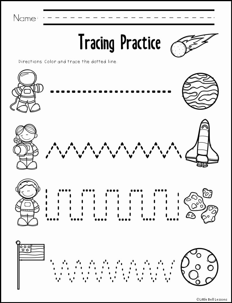 Space Worksheets for Preschoolers top Pin On Space