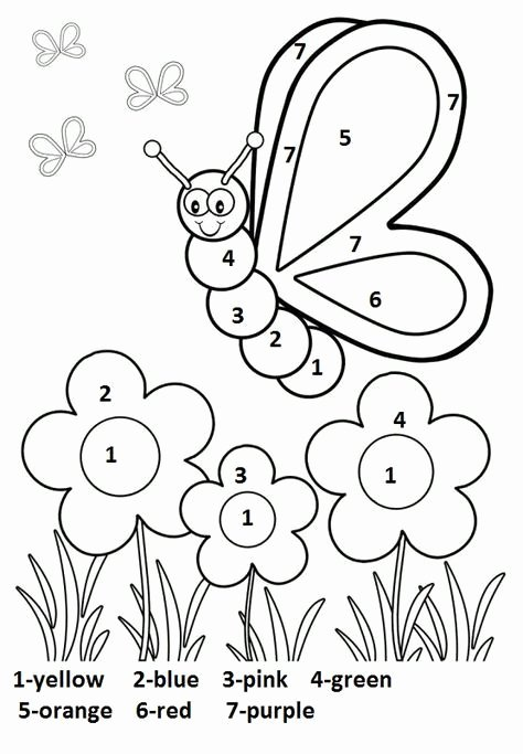 Spring Season Worksheets for Preschoolers Kids Free Printable Spring Worksheet for Kindergarten 3