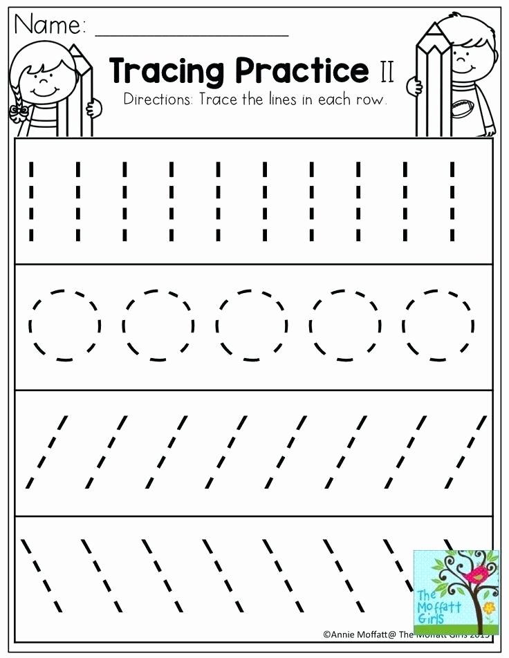 Strokes Worksheets for Preschoolers Ideas Pre Writing Strokes Worksheets tons Of Printable for K