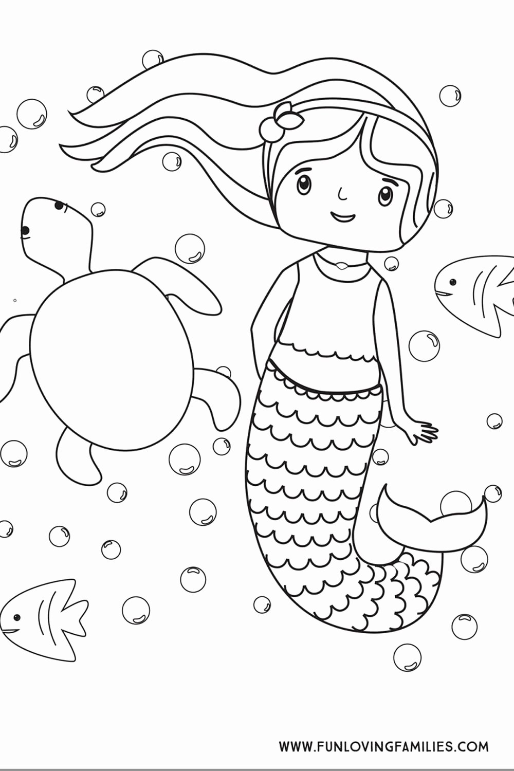 Summer Coloring Worksheets for Preschoolers Fresh Summer Coloring Pages forids Haramiran Unique Mermaid Free