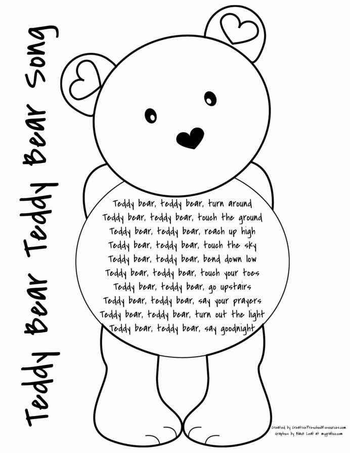 Teddy Bear Worksheets for Preschoolers New Care Bears Coloring and Activity Bear Paddington Worksheets