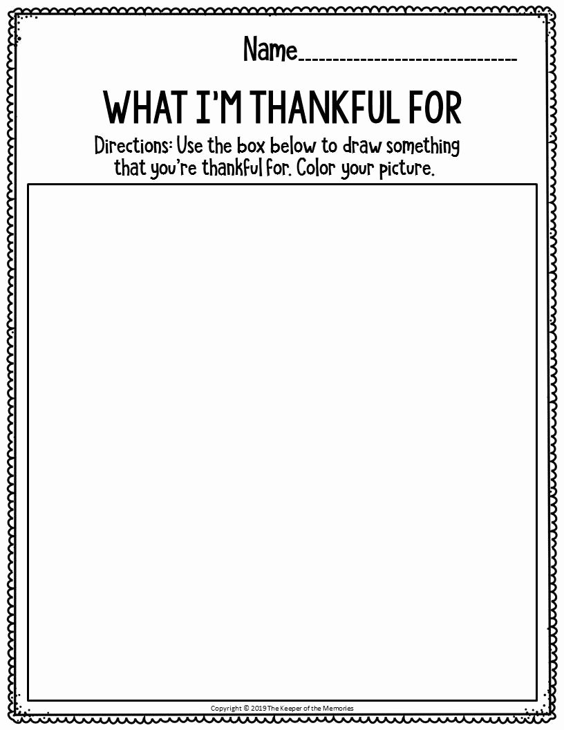 Thankful Worksheets for Preschoolers Best Of Printable Fine Motor Thanksgiving Preschool Worksheets What