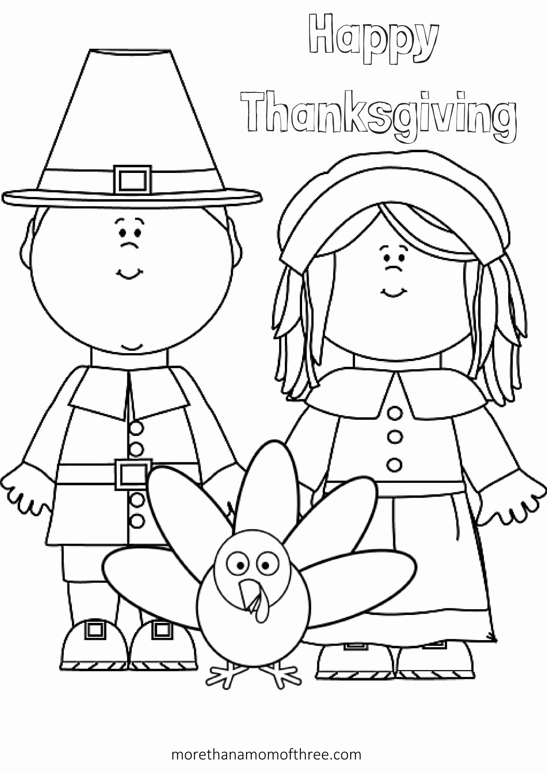 Thanksgiving Coloring Worksheets for Preschoolers New Happy Thanksgiving Jpeg Image 2479 — 3509 Pixels
