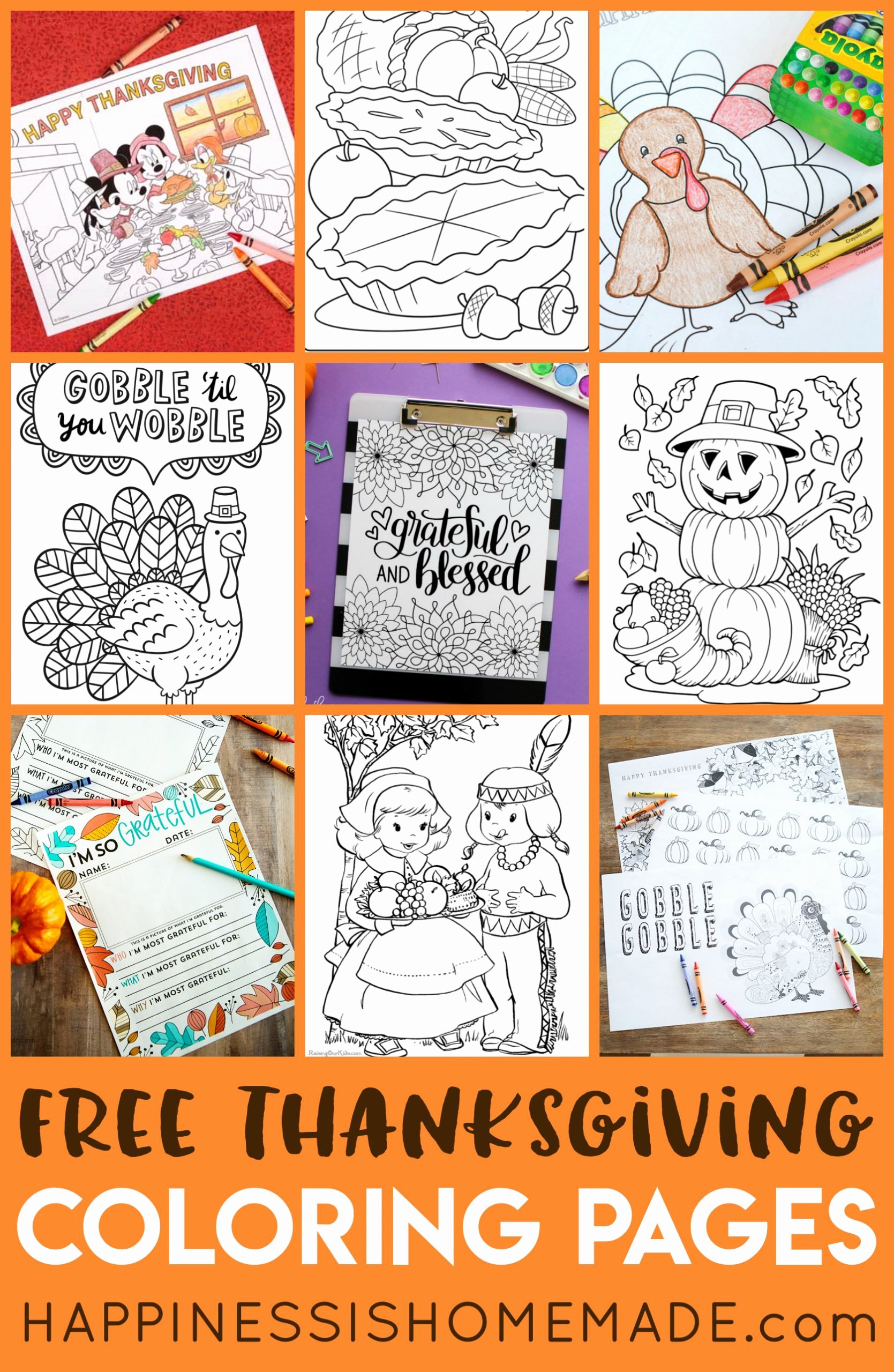 Thanksgiving Coloring Worksheets for Preschoolers top Fantastic Free Printable Thanksgiving Coloring Pages Image
