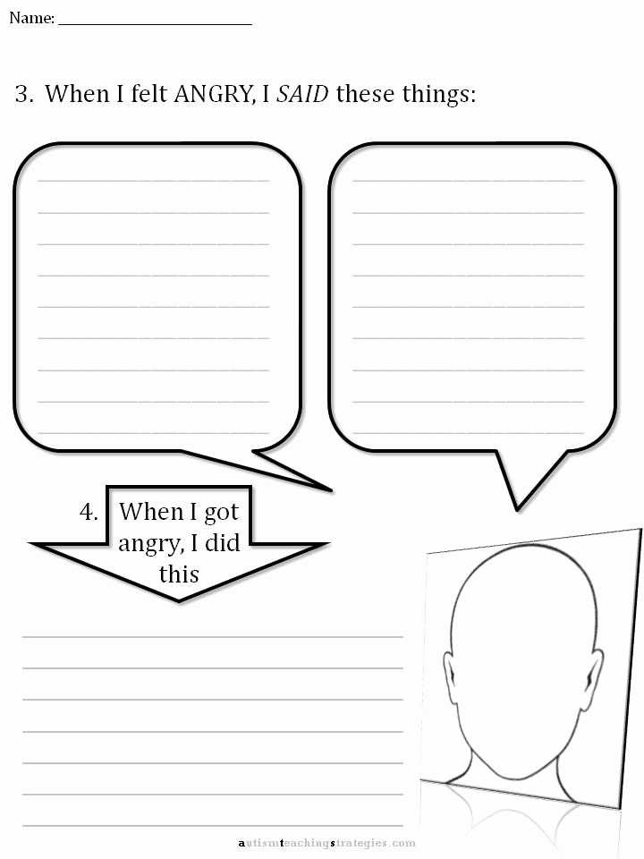 Therapy Worksheets for Preschoolers Free Pin by Suzi Hartzheim On social Thinking