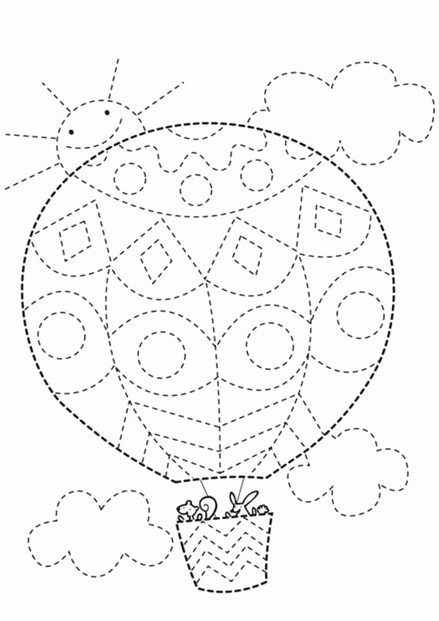Tracing Lines Worksheets for Preschoolers Inspirational Worksheets Free and Easy to Print Tracing Lines Worksheets