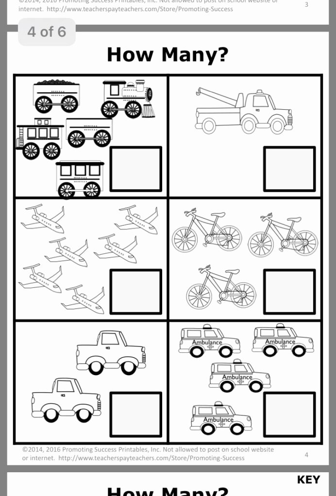 Transport Worksheets for Preschoolers Inspirational Pin by Eman Number with Preschool Math Worksheets