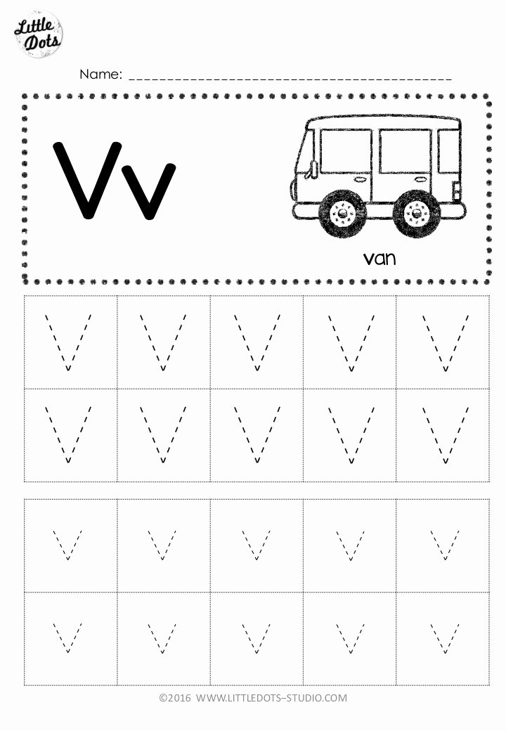V Worksheets for Preschoolers Free Coloring Pages Free Printing Worksheets for Kindergarten