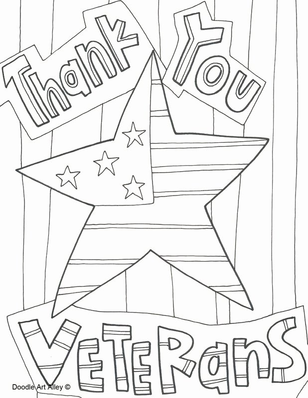 Veterans Day Worksheets for Preschoolers New Veterans Day Printable Coloring Pages – Azspring
