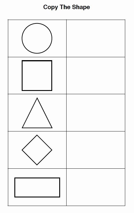 Visual Perception Worksheets for Preschoolers top Pediatric Occupational therapy Tips Free Visual Perceptual