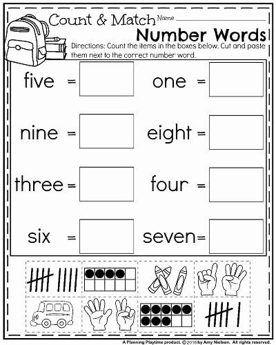 Why Worksheets for Preschoolers Ideas Back to School Kindergarten Worksheets