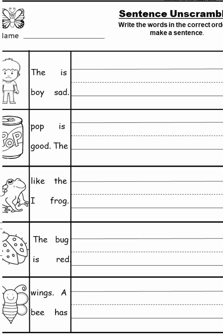 Why Worksheets for Preschoolers Ideas Free Kindergarten Writing Printable Kindermomma
