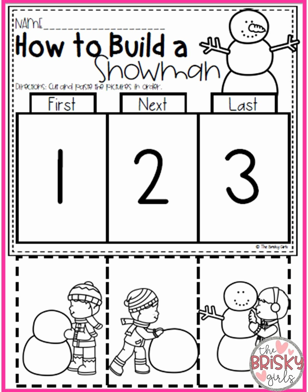 Winter Activity Worksheets for Preschoolers Ideas Winter Activities Winter Activities for Kids Winter