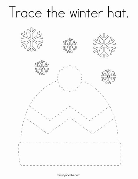 Winter theme Worksheets for Preschoolers Fresh Winter themed Activity Sheets for Kids