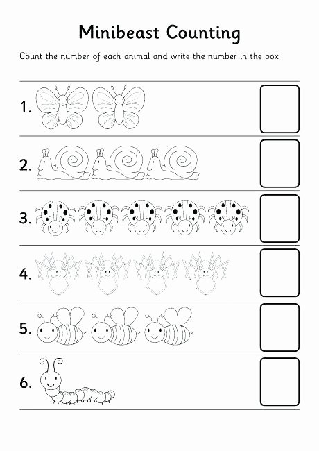 Worksheets for Preschoolers Counting Fresh Pre Workbooks Printable Homework Kindergarten Worksheets
