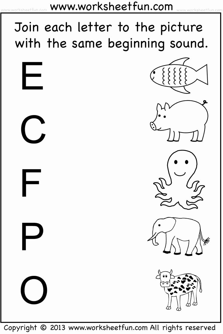 Worksheets for Preschoolers English Fresh Math Worksheet Preschool English Worksheets Free Printable