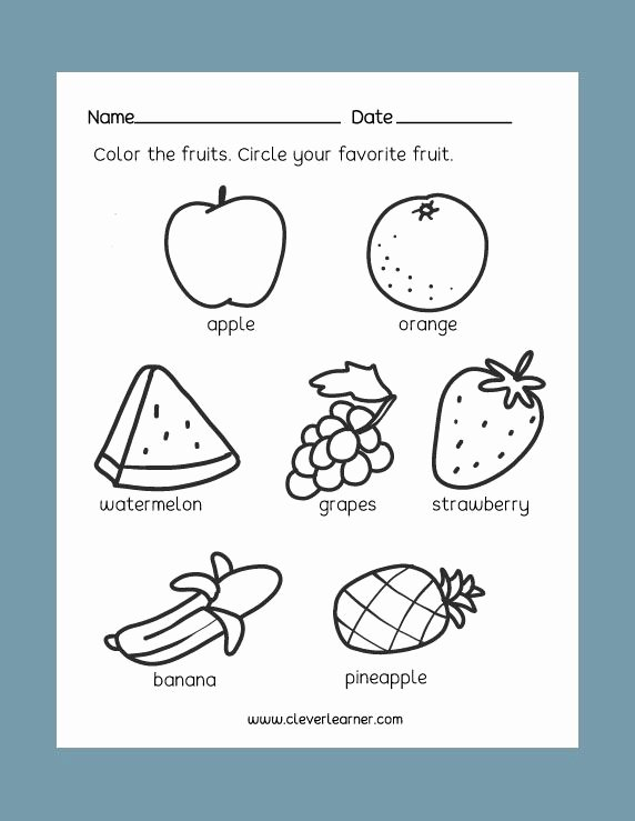 Worksheets for Preschoolers In Science Lovely Free Preschool Science Worksheets Healthy and Unhealthy