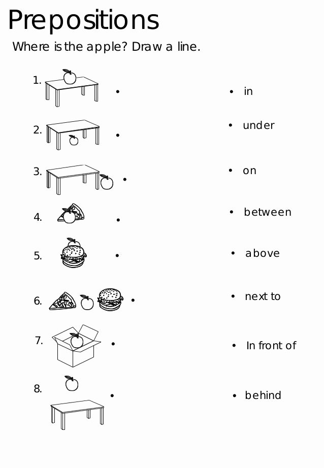 Worksheets for Preschoolers Learning English Free Esl Worksheets and Activities for Kids with Learning