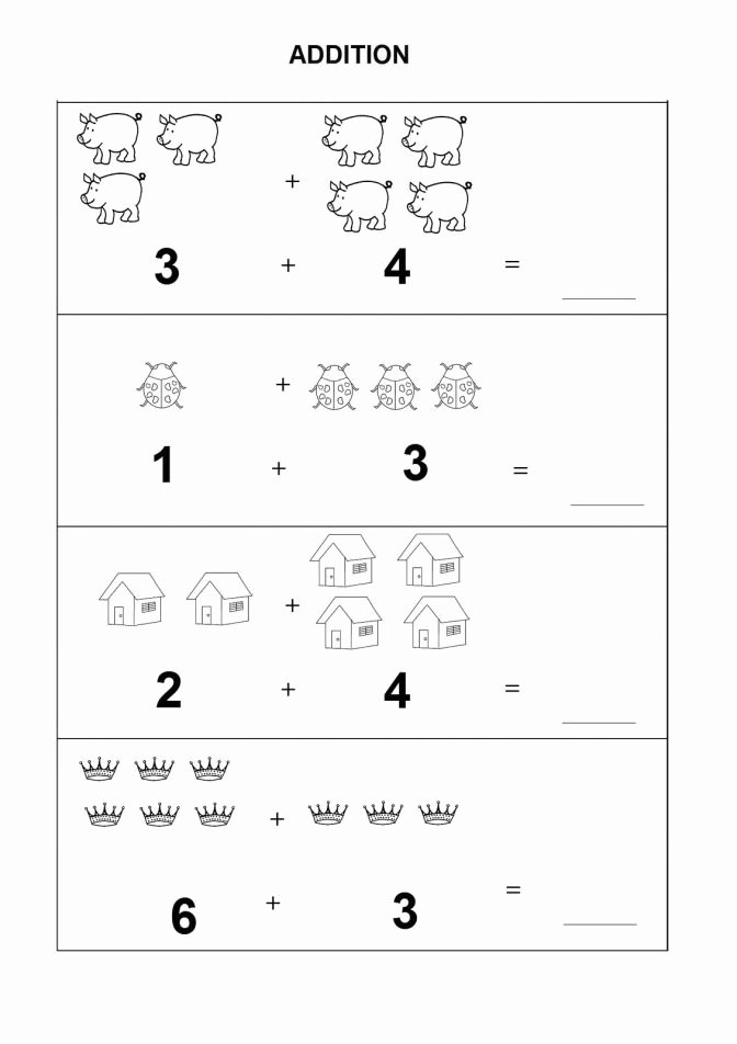 Worksheets for Preschoolers Math Free Coloring Pages Worksheets Phenomenal Printable