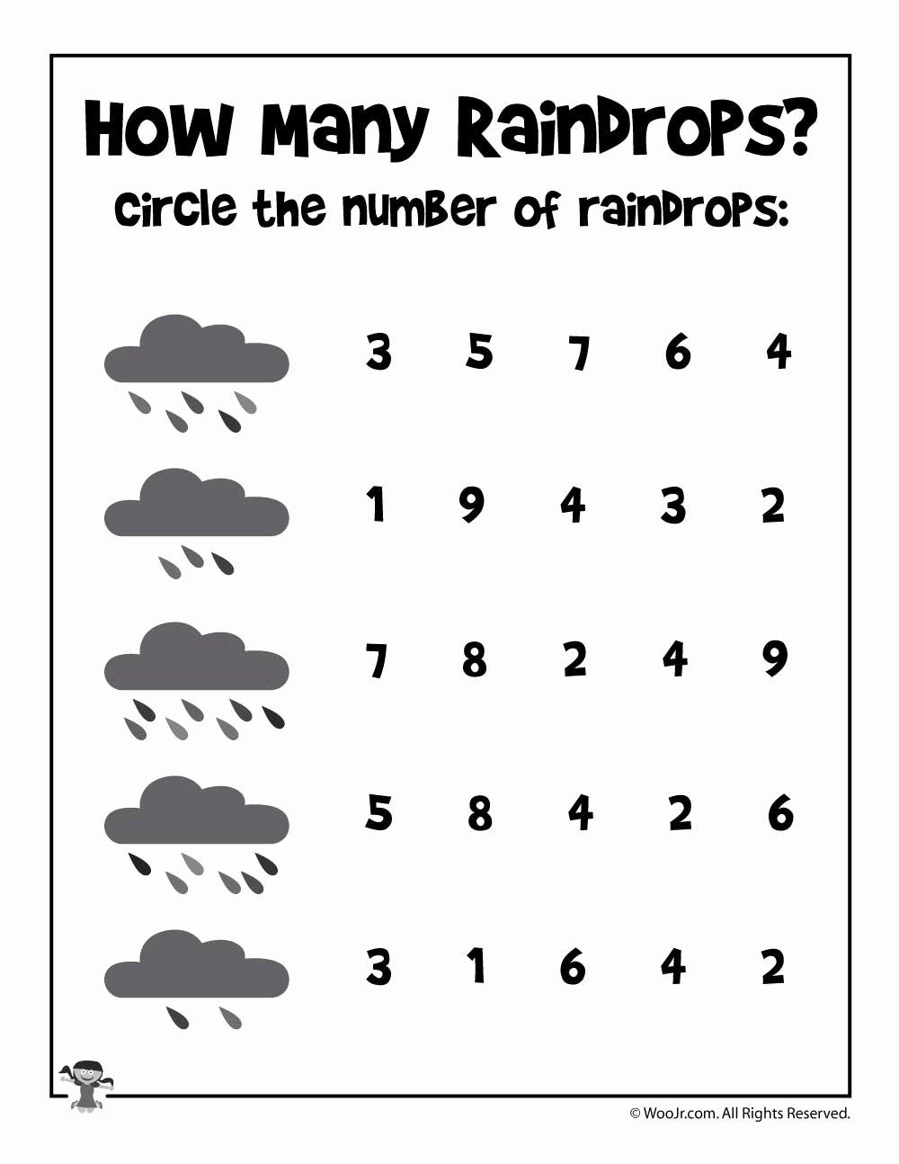Worksheets for Preschoolers Number Recognition Lovely Beginner Number Recognition Worksheet Woo Jr Kids Activities