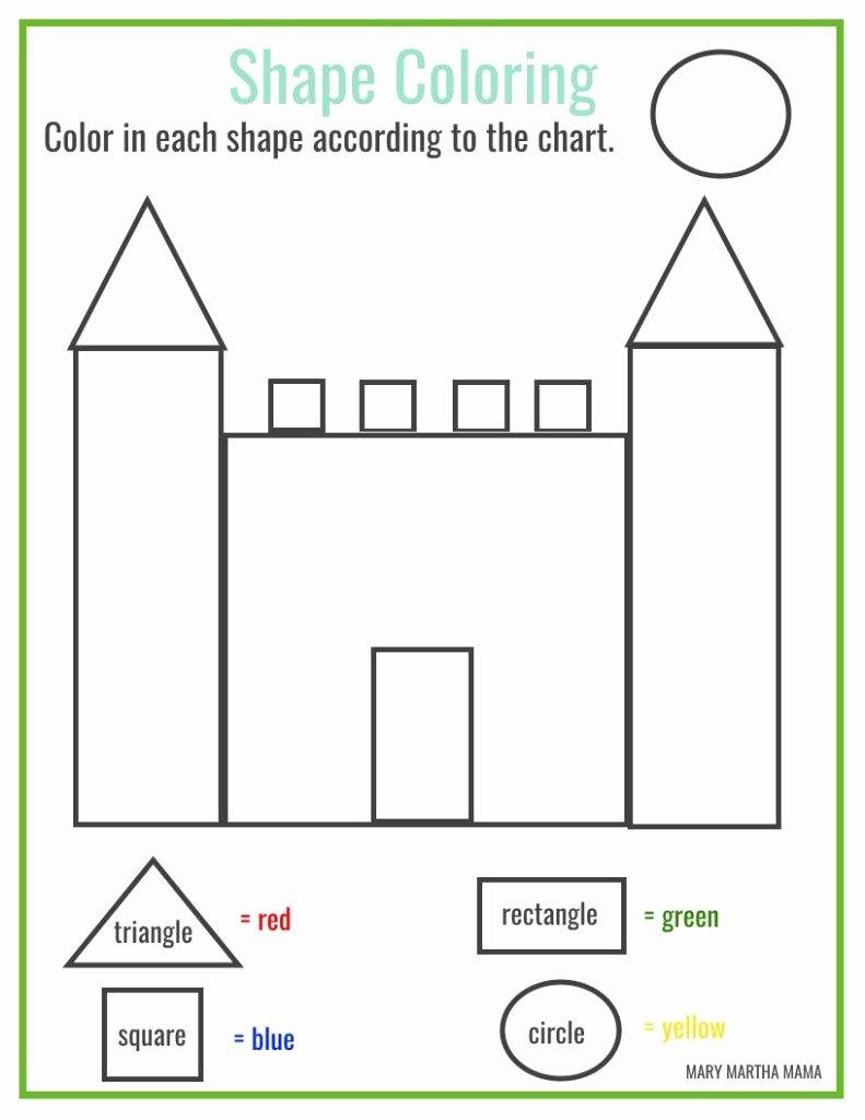 Worksheets for Preschoolers On Shapes Lovely Worksheet Worksheet Amazing Printablehool Worksheets