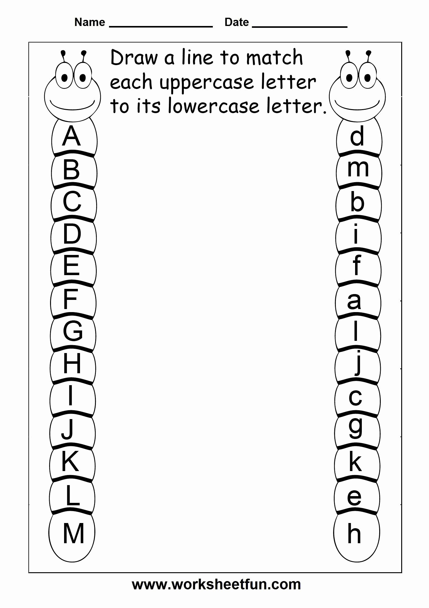 Worksheets for Preschoolers Pinterest Fresh Letter A Printable Beautiful Letter Worksheets Pinterest