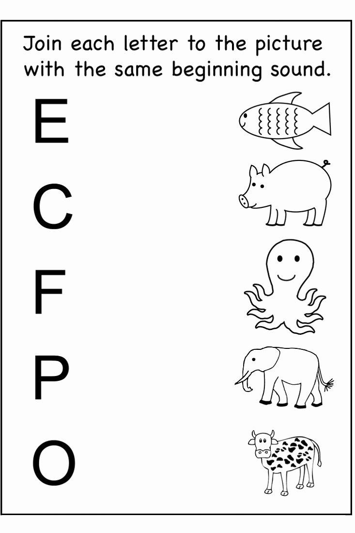 Worksheets for Preschoolers Printable Kids Worksheet Preschool Worksheets Age Free Printable Matching