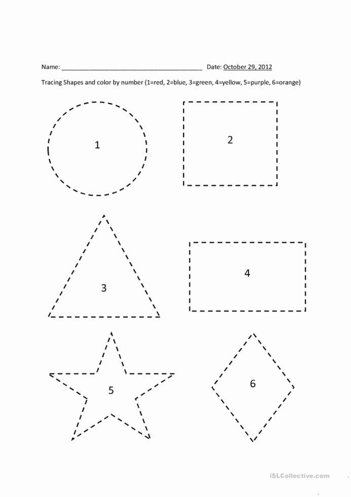 Worksheets for Preschoolers Shapes top Coloring Pages Coloring Pages Primary Colors Worksheet
